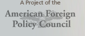 A project of the American Foreign Policy Council