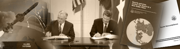 PART III -- THE REAGAN REVOLUTION IN DEFENSE AND ARMS CONTROL
